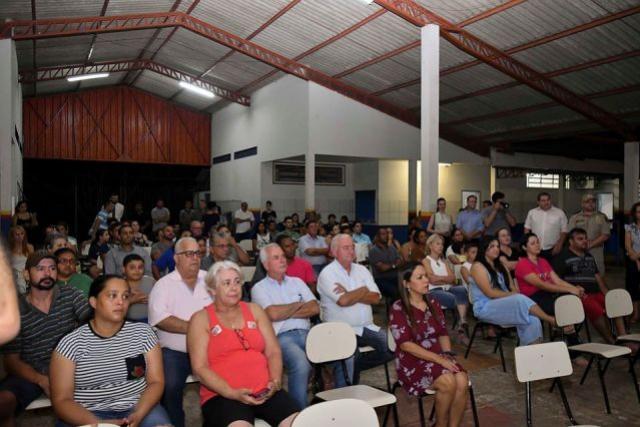 Autorizada ampliação da Escola Dr. Ângelo Moreira no Pq. Dom Pedro em Umuarama