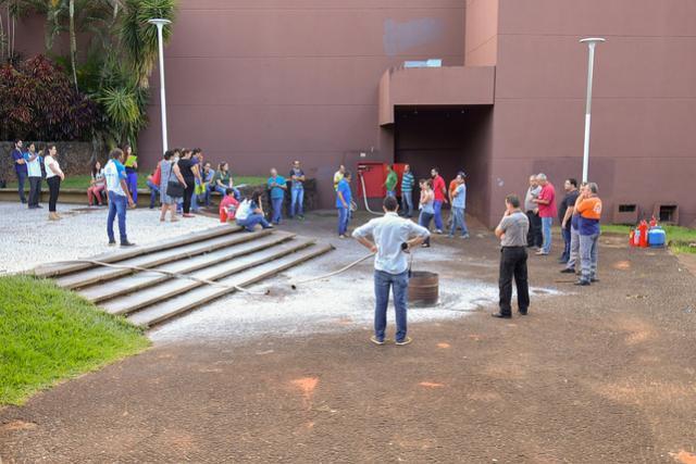 Curso forma 50 brigadistas na Prefeitura e Centro Cultural em Umuarama