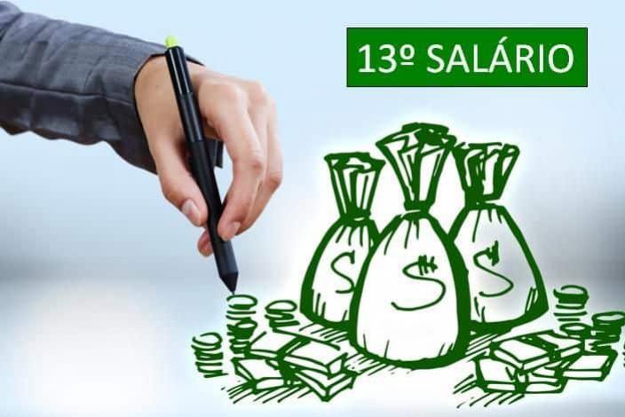 Antecipação do 13º dos servidores  injeta R$ 4,5 milhões na economia