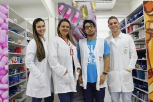 Farmácia da Partilha passa por reformas em Umuarama