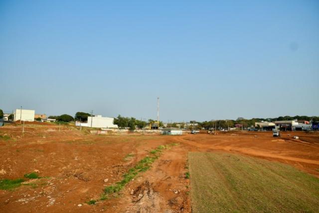 Prefeitura de Umuarama trabalha em mais uma etapa do parque ecológico