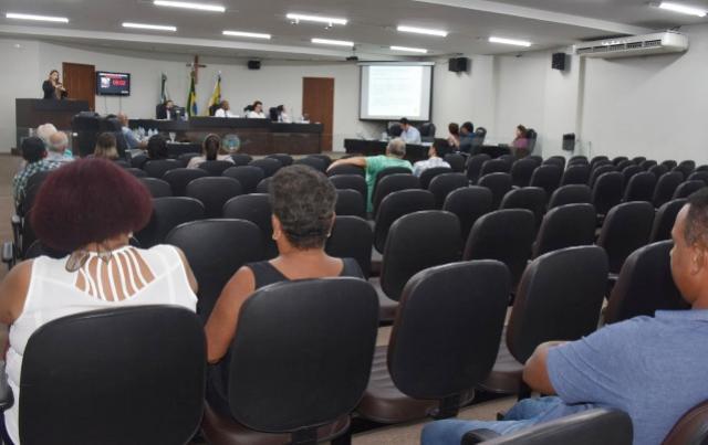 Aprovados nove projetos por unanimidade em Umuarama