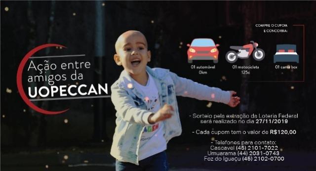 Uopeccan promove ação entre amigos