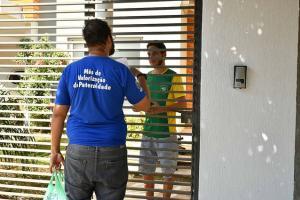 Em Umuarama Bairro Saudável ajuda controlar infestação do mosquito da dengue