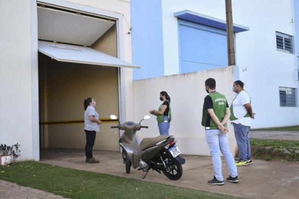 Prefeitura de Umuarama realiza ações com mais de 70 comissionados voluntários contra Covid-19