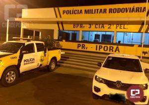 Policiais Rodoviários do Posto de Iporã apreendem 318 KG de entorpecentes
