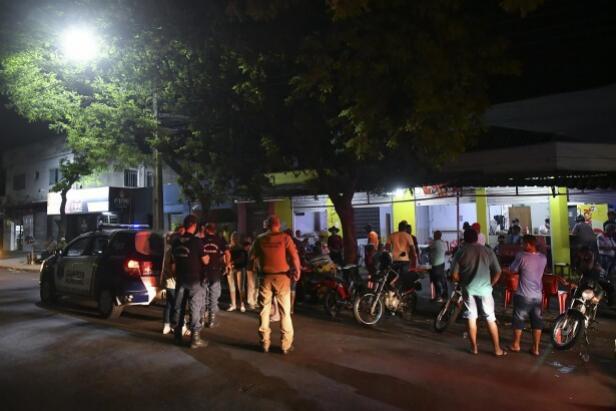 Vigilância Sanitária intensifica fiscalização de medidas contra a Covid-19 em Umuarama