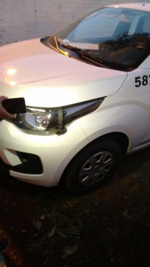 Carro da UBS Bem Estar de Umuarama é arrombado e tem bateria furtada