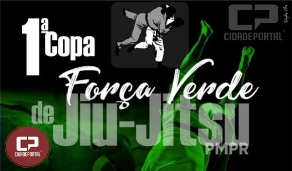 Polícia Ambiental de Umuarama realiza 1ª Copa Força Verde de Jiu-Jitsu