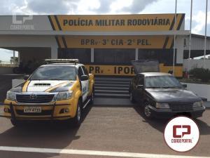 Posto Policial Rodoviário de Iporã apreende grande quantidade de produtos contrabandeados