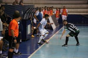 Em casa o Umuarama Futsal enfrenta o Toledo neste sábado às 20h30
