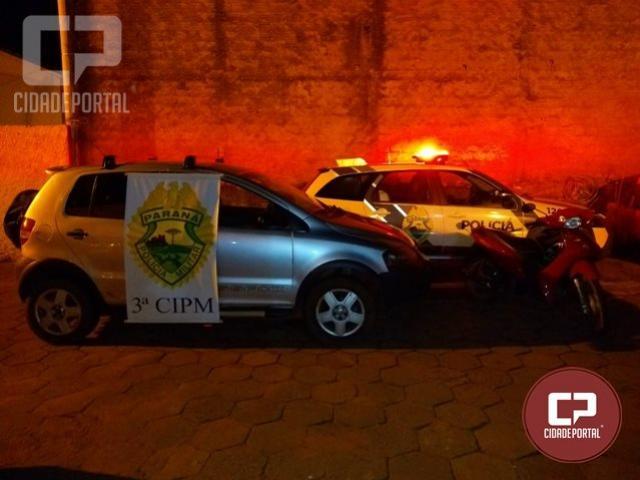 Policias Militares da 3ª CIPM recuperam veículos roubados em Marilena