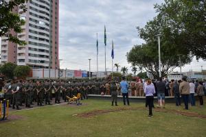 Aniversário de Umuarama movimentou  centenas de pessoas no Bosque Uirapuru