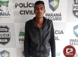 Jovem de 18 anos é morto a tiros em Jaracatiá distrito de Goioerê na noite de sexta-feira, 27