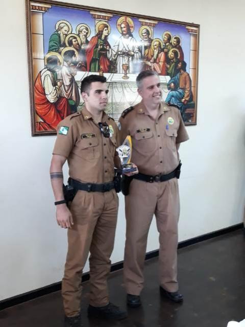 Soldado do 25º BPM fica em primeiro lugar em torneio de tiro realizado no Batalhão de Paranavaí