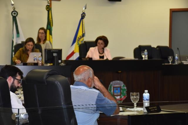 Vereadores realizam última sessão ordinária  antes do recesso parlamentar de julho