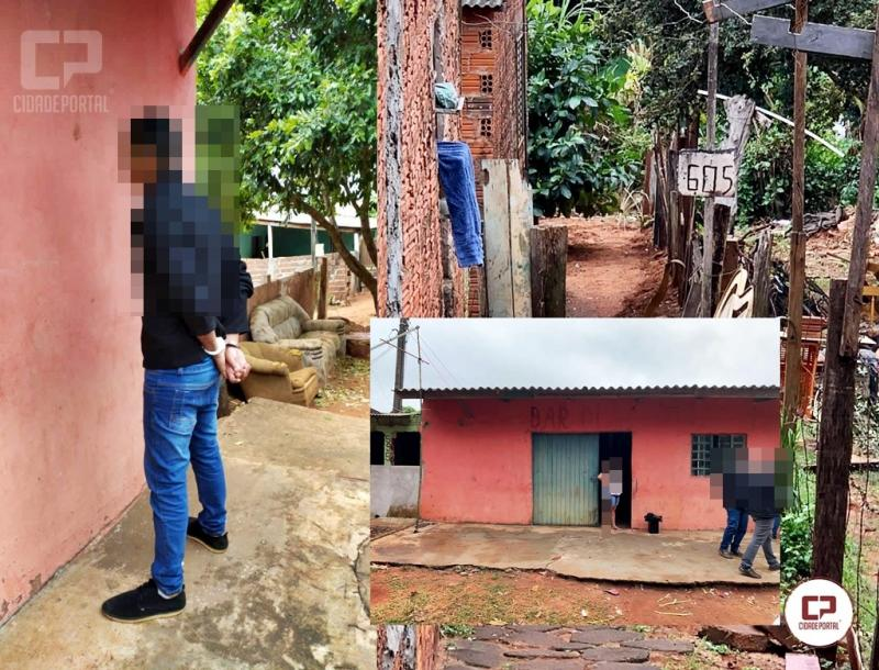Polícia Civil de Umuarama prende terceiro autor de roubo que terminou em confronto e morte dos comparsas