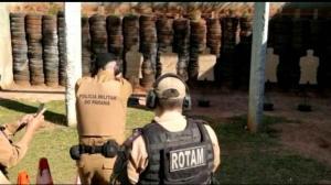 Policiais Militares da 3ª CIPM se destacam em Campeonato de Tiro em Paranavai
