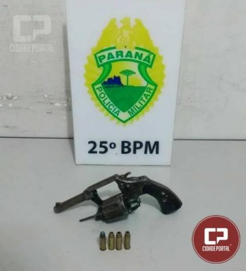 Polícia Militar de Umuarama localiza autores e arma de fogo utilizada em tentativa de homicídio