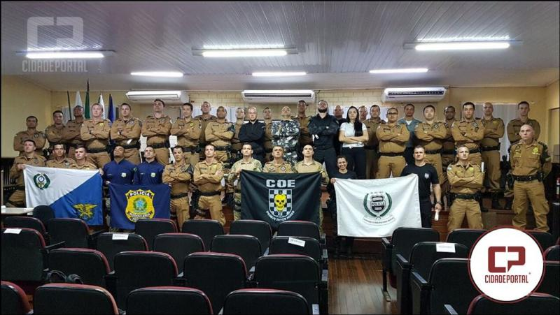 Policial Militar do 25º BPM conclui o CUEF - Curso de Unidade Especializada de Fronteira
