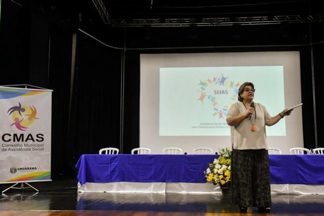 Umuarama realiza com sucesso a 11ª Conferência de Assistência Social