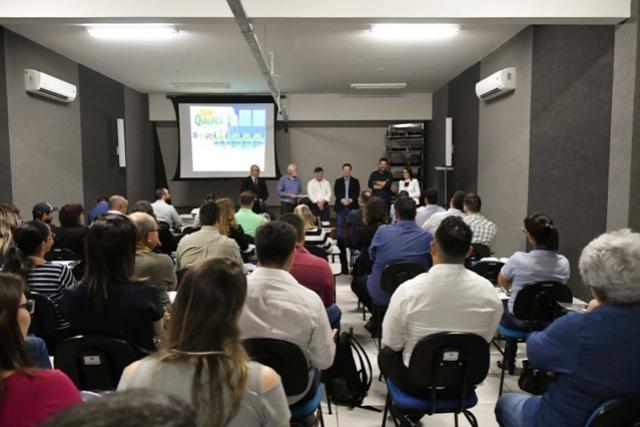 CNM realiza qualificação sobre captação de recursos em Umuarama