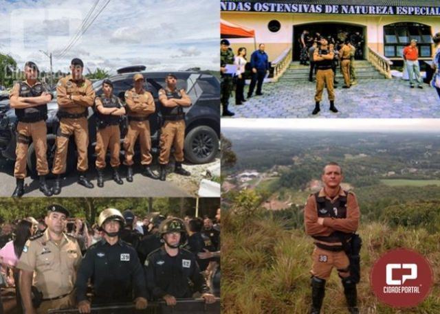 6 Policiais da 5ª CIPM concluíram cursos voltados à área policial em 2019
