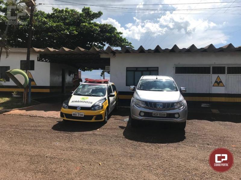 Polícia Rodoviária Estadual de Assis Chateaubriand recupera veículo furtado em Cascavel