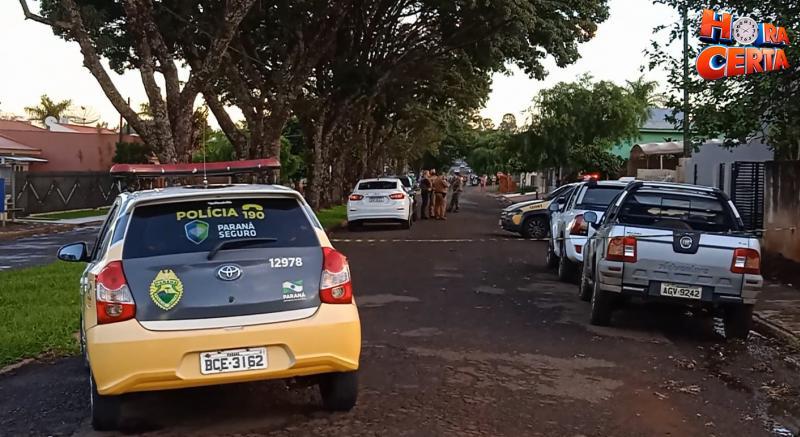 TRAGÉDIA: Sargento da Polícia Ambiental atira em mulher e se mata em Mamborê