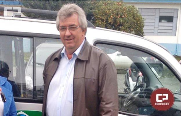 Prefeito de município catarinense é assassinado a tiros