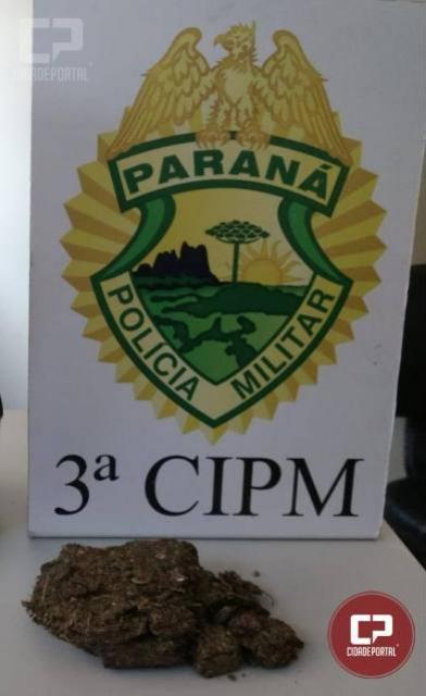 ROTAM da 3ª CIPM apreende entorpecentes em Loanda