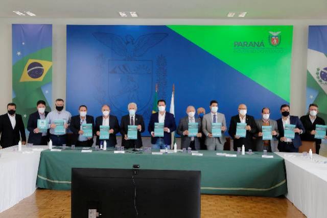 Governo e Assembleia lançam programa de R$ 500 milhões para os municípios