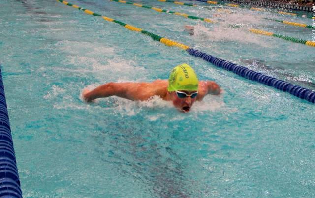 Atletas do Paraná estão na seletiva de natação para as Olimpíadas