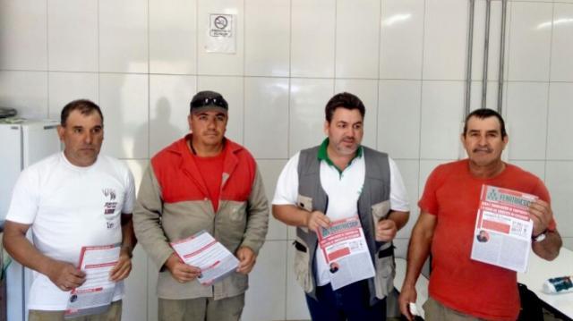 Rio Grande do Sul terá sindicato  dos trabalhadores em cooperativas