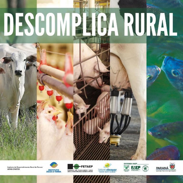 Eventos do Descomplica Rural e ICMS Ecológico são suspensos