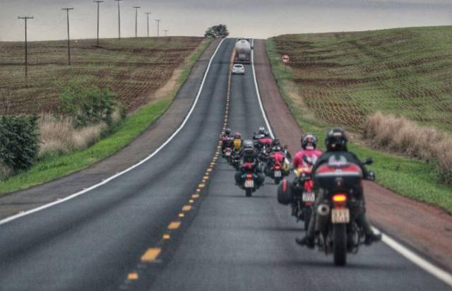 Expedição Filhas do Paraná já percorreu 1.000 quilômetros pelo Estado