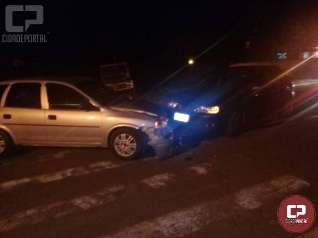 Polícia Militar atende acidente de trânsito e encaminha homem por embriaguez ao volante em Porto Rico
