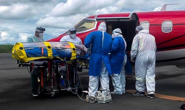 Anac autoriza modificações em aeronaves para transporte de pacientes