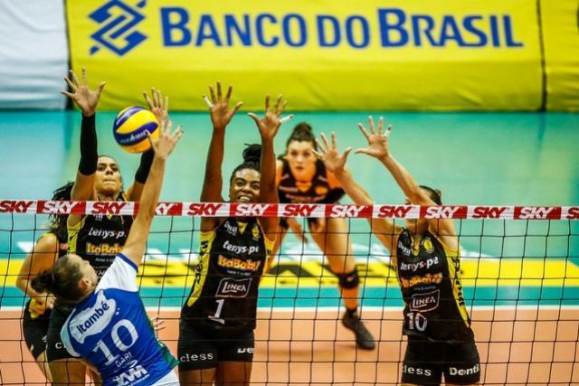 Fabiana reconhece superioridade do Minas e deixa futuro no Praia Clube em aberto