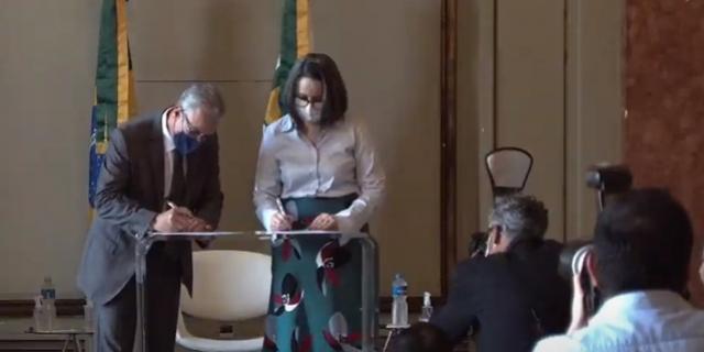 ANP realiza cerimônia de posse da diretora Symone Araújo
