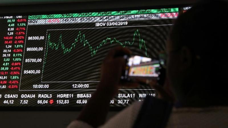 Em 1 dia, empresas na Bolsa perdem R$ 290,2 bilhões em valor de mercado