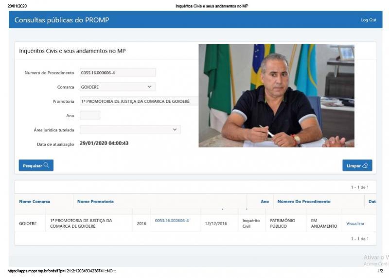 Ministério Público investiga desde 2016 gastos de mais de 5,5 milhões em passagens de ônibus na gestão Beto Costa