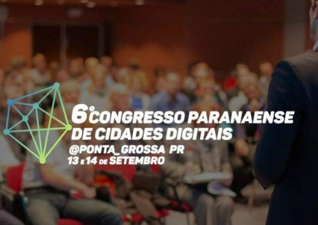Quase 100 municípios já estão inscritos para o 6º Congresso Paranaense de Cidades Digitais