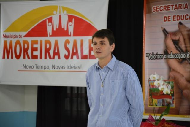 Professores da rede Municipal de Ensino de Moreira Sales dão início a semana Pedagógica