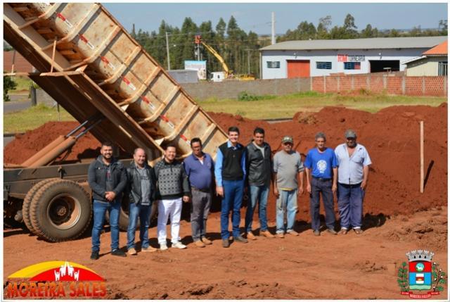 Moreira Sales em breve será contemplada com arena multiuso do Governo do Paraná