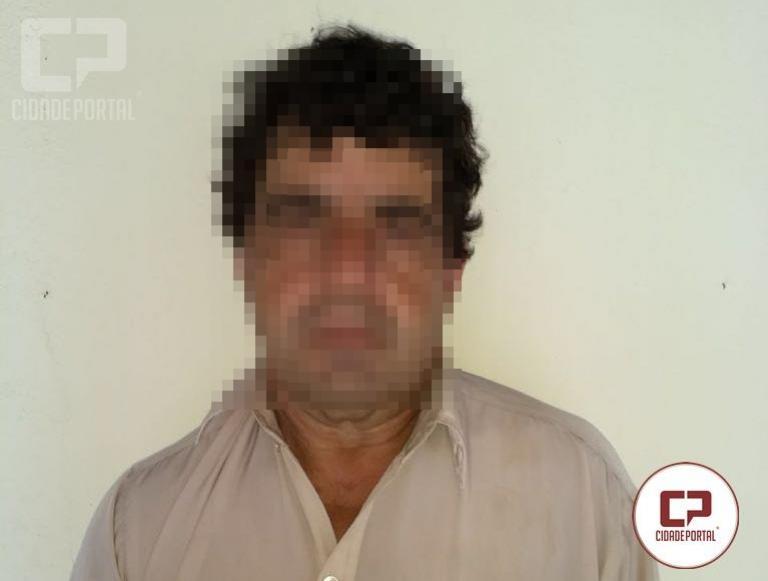 Homem ameaça sua convivente em Moreira Sales e acaba preso pela Polícia Militar