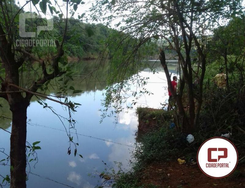 Jovem morador de Cascavel morre afogado em Nova Cantu