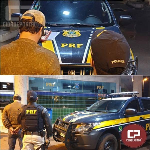 PRF apreende cerca de R$ 1,5 milhão em cigarros contrabandeados no oeste do Paraná