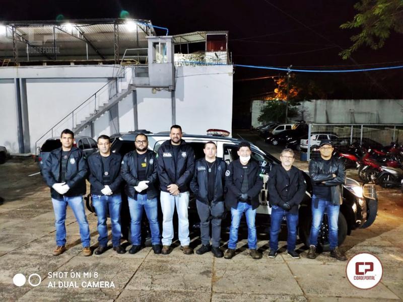"""Polícia Civil deflagra """"OPERAÇÃO HADES"""" para prender autores de homicídios em Umuarama"""