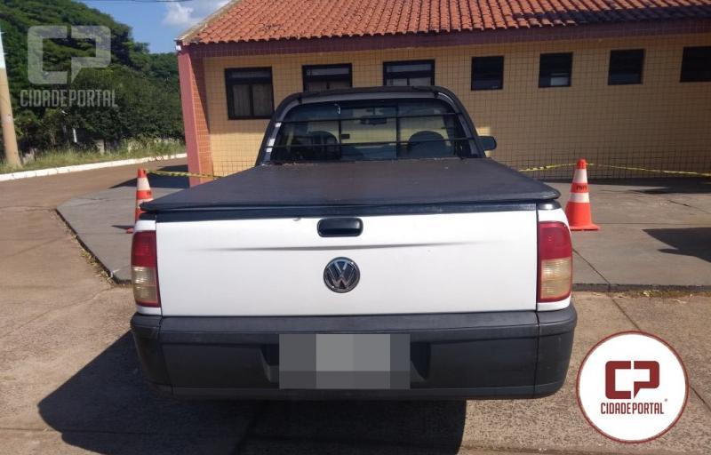 Veículo com R$ 1 milhão em débitos foi apreendido pela Polícia Militar de Umuarama